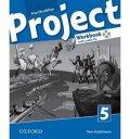 Hutchinson Tom: Project 5 Pracovní sešit s poslechovým CD a Project Online Practice (4th)