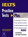 Jakeman Vanessa: Practice Tests Plus IELTS 2001 w/ key