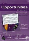 Harris Michael: New Opportunities Upper Intermediate Language Powerbook Pack