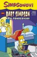 kolektiv autorů: Simpsonovi - Bart Simpson 7/2018 - Král ponocování