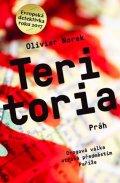 Norek Olivier: Teritoria - Drogová válka otřásá předměstím Paříže