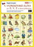 kolektiv autorů: Najdi dvojici - 4. Vyjmenovaná slova po S, V, Z a slova příbuzná