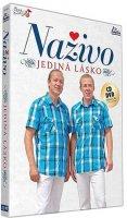 neuveden: Naživo - Jediná lásko - CD+DVD