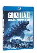 neuveden: Godzilla II Král monster Blu-ray