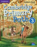 Hird Emily: Cambridge Primary Path 3 Student´s Book with Creative Journal