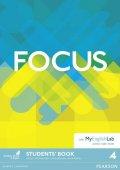 Jones Vaughan: Focus 4 Students´ Book with MyEnglishLab Pack