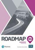 kolektiv autorů: Roadmap B1+ Intermediate Workbook with Online Audio with key