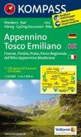neuveden: Appennino Tosco Emiliano 2452 / 1:50T NKOM