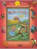 neuveden: České pohádky - 8x puzzle, objevuj, skládej a obkresli