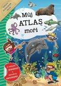 neuveden: Můj atlas moří + plakát a samolepky