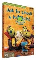 neuveden: Jak to chodí u hrochů - 2 DVD
