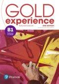 kolektiv autorů: Gold Experience 2nd Edition B1 Teacher´s Book w/ Online Practice & Online R