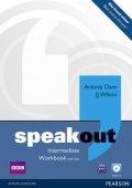 Clare Antonia: Speakout Intermediate Workbook w/ Audio CD Pack (w/ key)