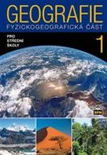 Demek Jaromír a kolektiv: Geografie pro střední školy 1 - Fyzickogeografická část