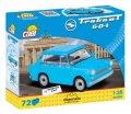 neuveden: Stavebnice COBI 24539 Trabant 601/72 kostek
