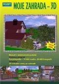 neuveden: Moje zahrada – 3D verze 2009