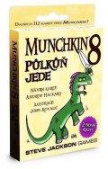 neuveden: Munchkin 8/Půlkůň jede - Karetní hra - rozšíření