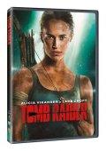 neuveden: Tomb Raider DVD