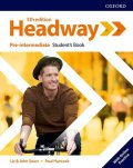 Soars Liz a John: New Headway Pre-Intermediate Student´s Book with Online Practice (5th)