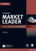 Mascull Bill: Market Leader 3rd Edition Intermediate Teacher´s Resource Book w/ Test Mast