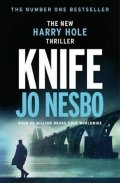Nesbo Jo: Knife (Harry Hole 12)
