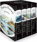 Verne Jules: Romane : 20.000 Meilen unter den Meeren - In 80 Tagen um die Welt - Reise z