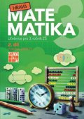 neuveden: Hravá matematika 3 - Učebnice 2. díl