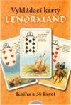 : Vykládací karty Lenormand (kniha+karty)