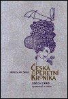 Miroslav Šulc: Česká operetní kronika 1863-1948