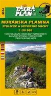 : Muránska planina, Stlolické a Veporské vrchy - Turistická a cykloturistická