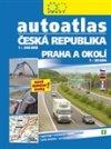 : Autoatlas Česká republika + Praha a okolí /2017/