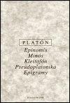 Platón: Epinomis, Minós, Kleitofón, Pseudoplatonika, Epigramy