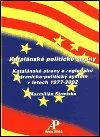 Maxmilián Strmiska: Katalánské politické strany