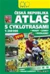 : Atlas ČR s cyklotrasami 2016