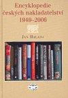 Jan Halada: Encyklopedie českých nakladatelství 1949-2006