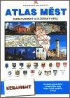 : Atlas měst - Karlovarský a Plzeňský kraj 2002
