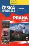 : Autoatlas ČR + Praha A5