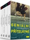Elena Ferrante: Geniální přítelkyně - Komplet