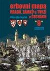 Milan Mysliveček: Erbovní mapa hradů, zámků a tvrzí v Čechách 9