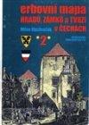 Milan Mysliveček: Erbovní mapa hradů, zámků a tvrzí v Čechách 2