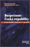 Vojtěch Šimíček: Bezpečnost České republiky